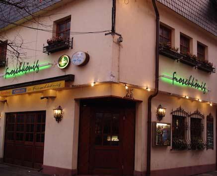sapo rey die salsa bar und kolumbianisches restaurant in frankfurt. Black Bedroom Furniture Sets. Home Design Ideas